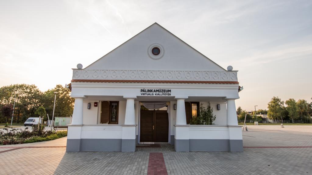 CsabaPark pálinkamúzeum