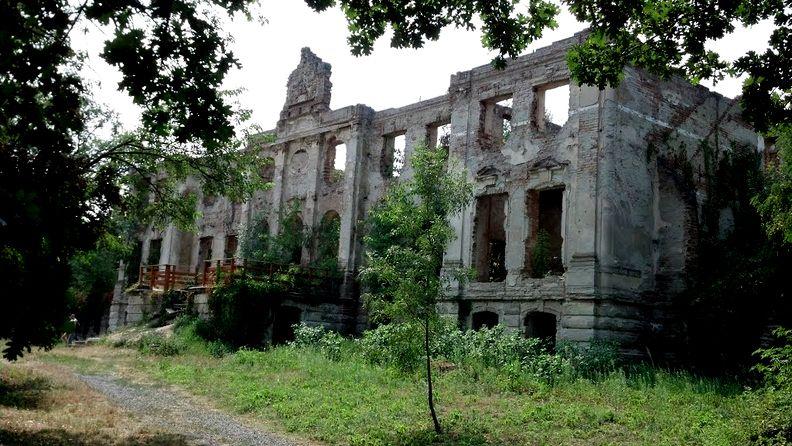 Széchenyi-Wenckeim kastély Póstelek